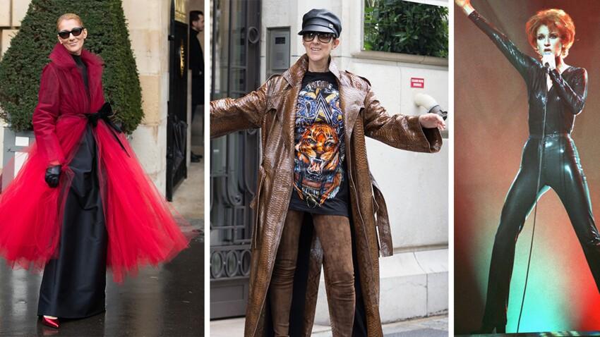 Photos - Céline Dion : retour sur les looks les plus décalés et originaux de la chanteuse star (et ça ne date pas d'hier !)
