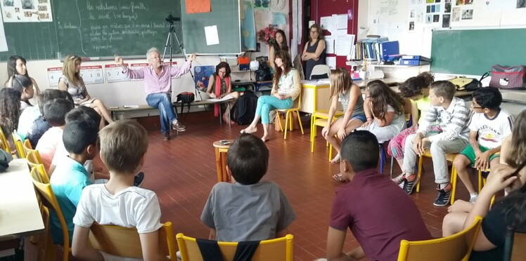 La philosophie s'invite à l'école primaire