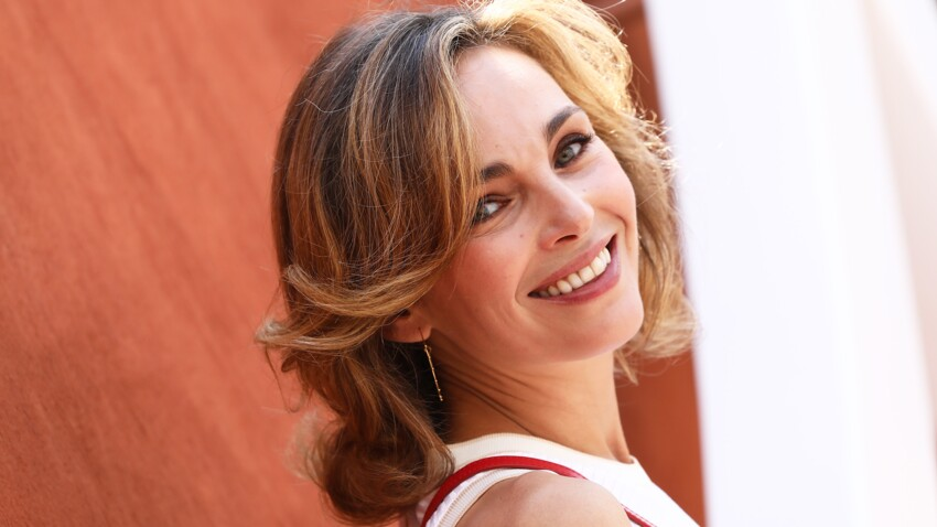 Photos - Claire Keim : robe tendance et nouvelle coupe de cheveux, elle affiche un look très rock et glamour (et elle est canon !)
