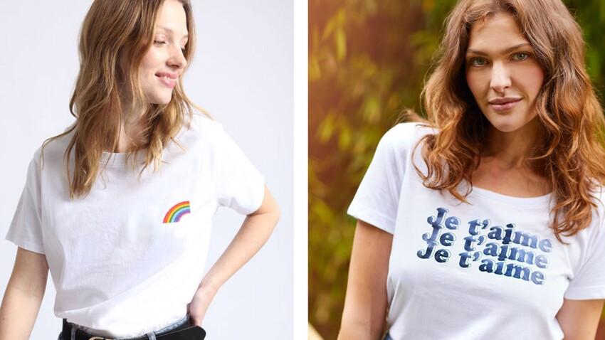 Tee-shirt blanc : top des modèles les plus cool et originaux pour un été stylé