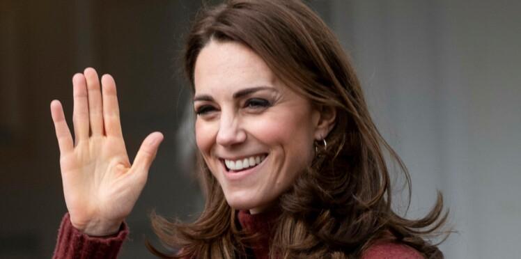Photos - Kate Middleton : en bottines plates de montagne et jean casual, la duchesse crée le buzz dans un look très décontracté