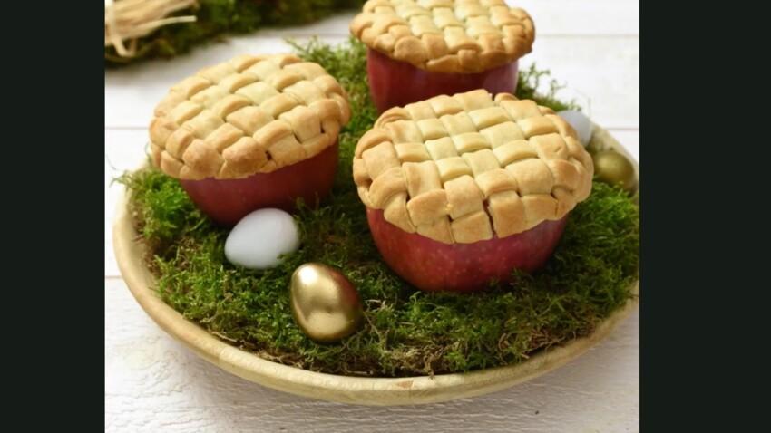 Pommes au spéculoos : la recette facile et rapide pour Pâques