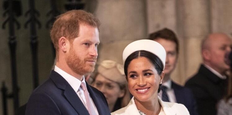 """Meghan Markle : le prince Harry """"en colère et contrarié"""" par le méchant surnom donné à sa femme"""