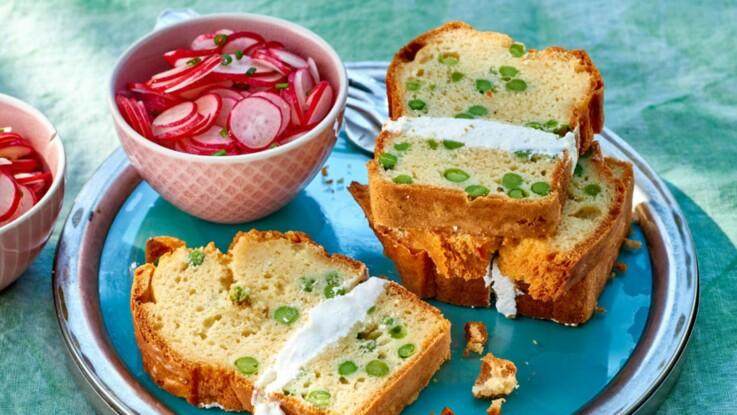 Nos recettes de cakes pour le printemps
