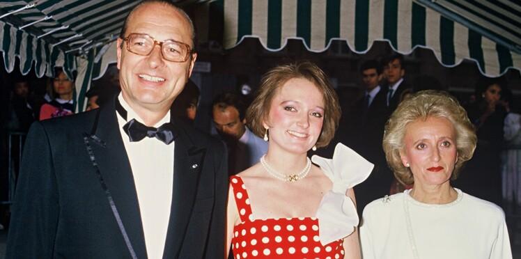 """Jacques et Bernadette Chirac : un père """"sévère"""", une mère """"culottée"""", les rares confidences de leur fille Claude Chirac"""