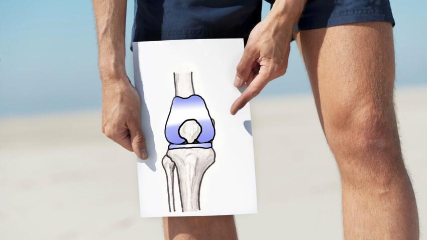 Arthrose : on sait pourquoi le sport est bon !