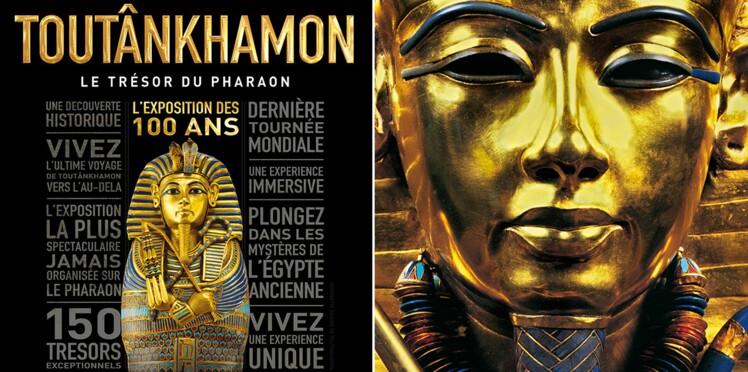 Toutânkhamon : une expo pharaonique !