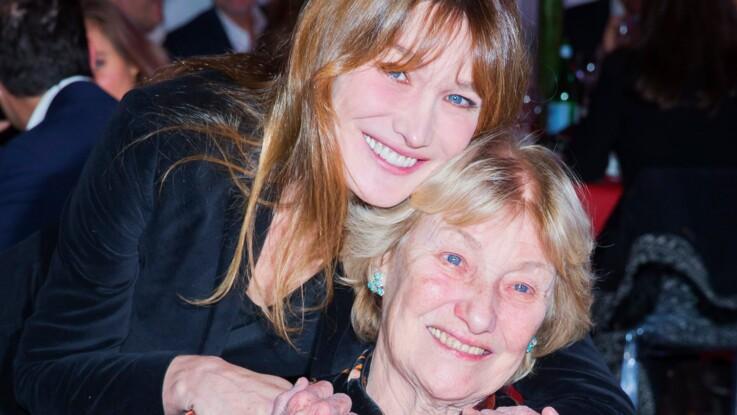 Photos - Carla Bruni publie des clichés inédits de sa maman, Marisa, qui fête ses 89 ans