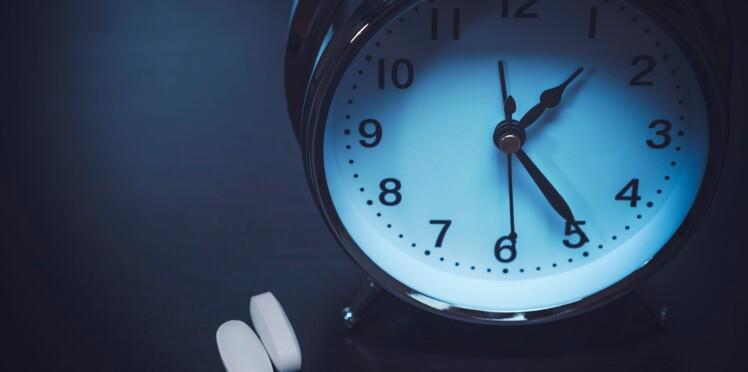 Attention aux somnifères après 60 ans !
