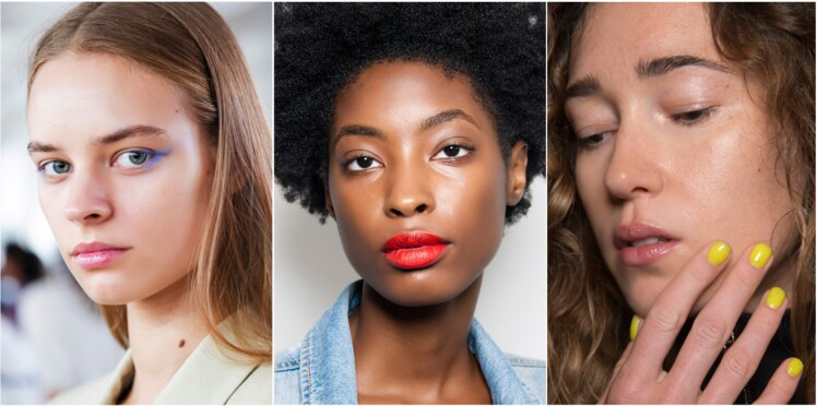 Les 10 tendances make-up du printemps-été 2019
