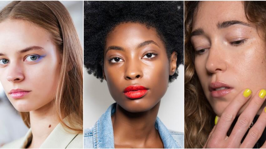 Les 10 tendances make-up du printemps-été 2019