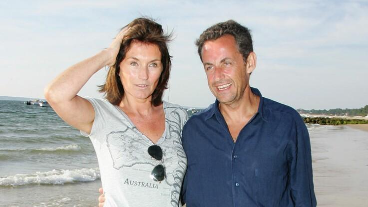 Quand Nicolas Sarkozy, caché dans les toilettes, suppliait Cécilia Attias de revenir