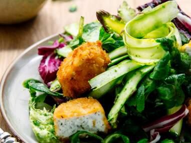 Salades de printemps : nos recettes gourmandes pour l'arrivée des beaux jours