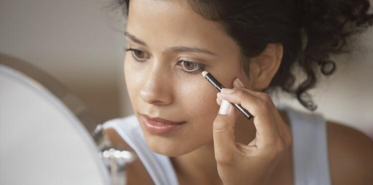 Tightline : découvrez cette nouvelle tendance make-up géniale pour agrandir le regard