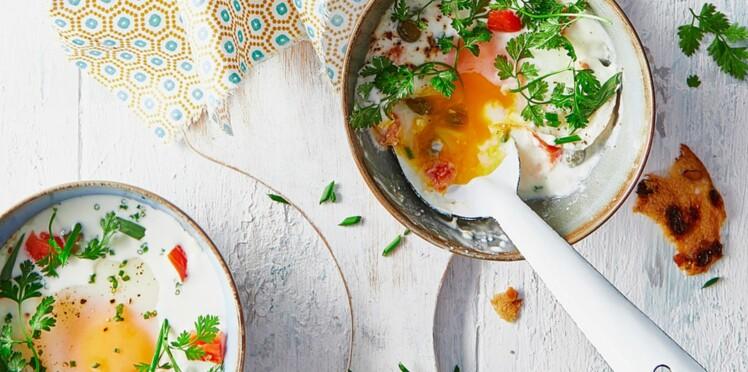 Œuf cocotte : nos recettes et astuces pour le réussir