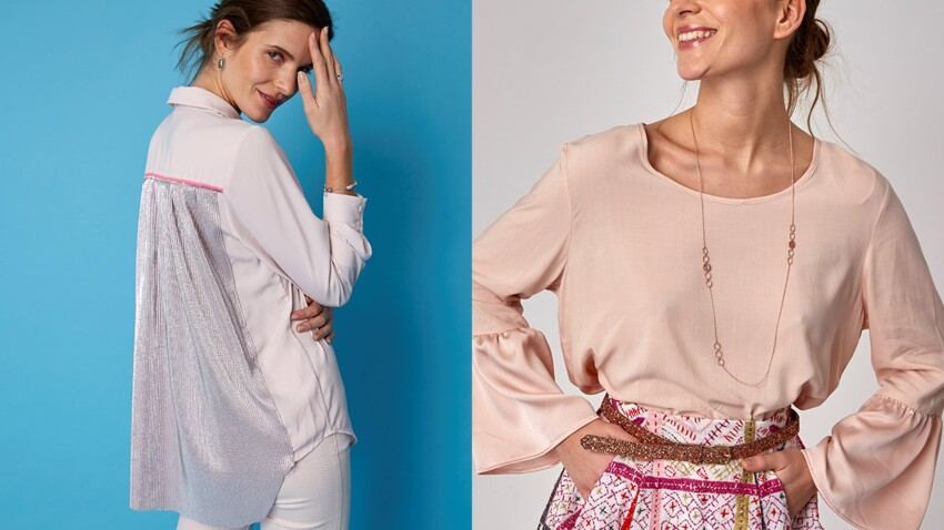 2 idées faciles pour relooker une chemise