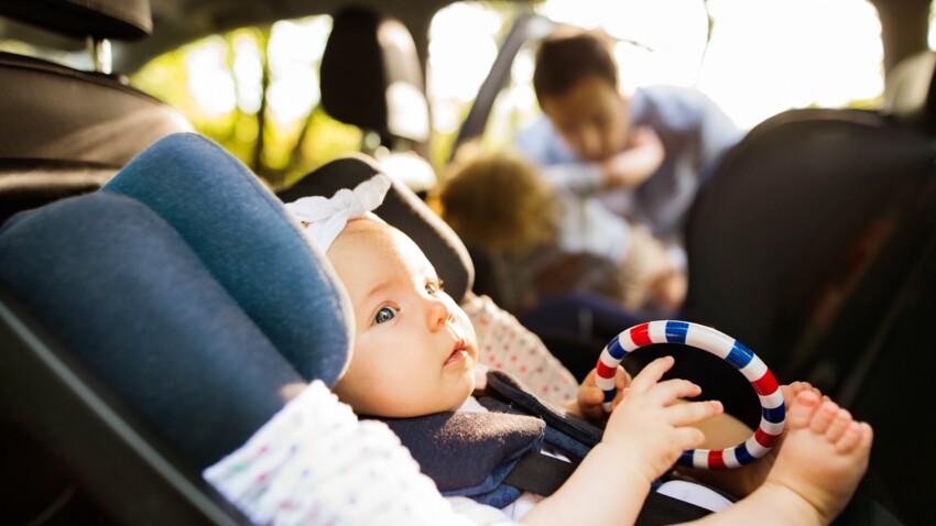 2 enfants sur 3 mal attachés en voiture : les erreurs les plus fréquentes