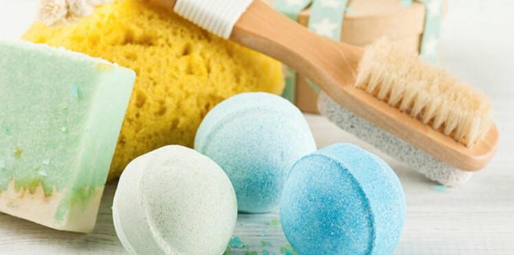 DIY beauté : des bombes de bain moussant faciles à faire pour 2 euros