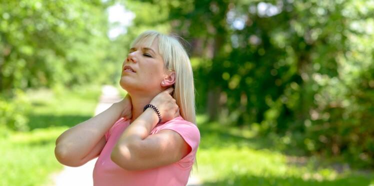 Douleur à la nuque: 5 solutions pour ne plus avoir mal