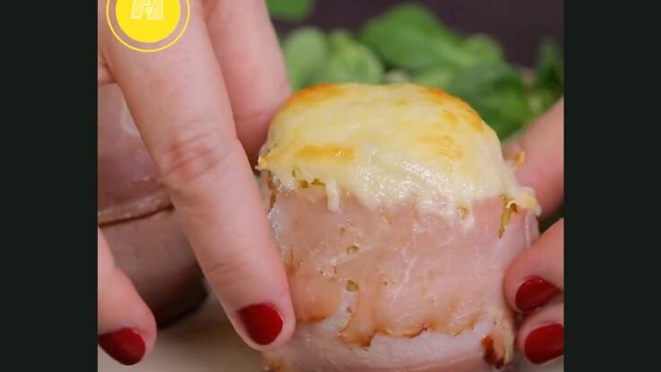 Pomme de terre surprise au fromage coulant  : la recette gourmande en vidéo