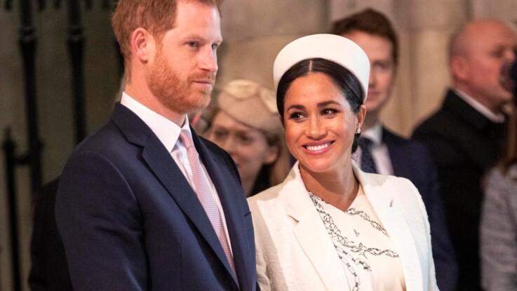 Meghan Markle et le prince Harry annoncent vouloir garder secrète la naissance de leur bébé