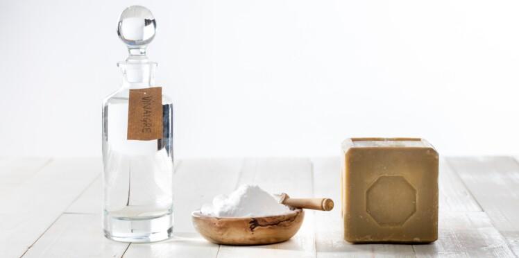 C'est prouvé : vinaigre blanc et bicarbonate polluent moins que les produits ménagers industriels