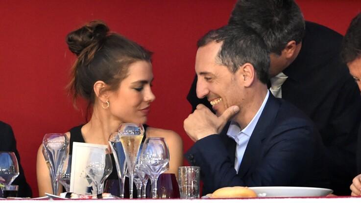 Gad Elmaleh : ce qu'il a accepté de faire par amour pour Charlotte Casiraghi
