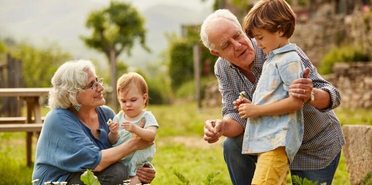 Combien les grands-parents dépensent-ils pour leurs petits-enfants ?