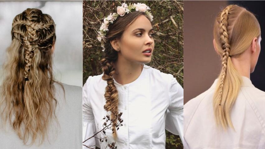 tendance coiffure : 20 tresses à adopter pour le printemps