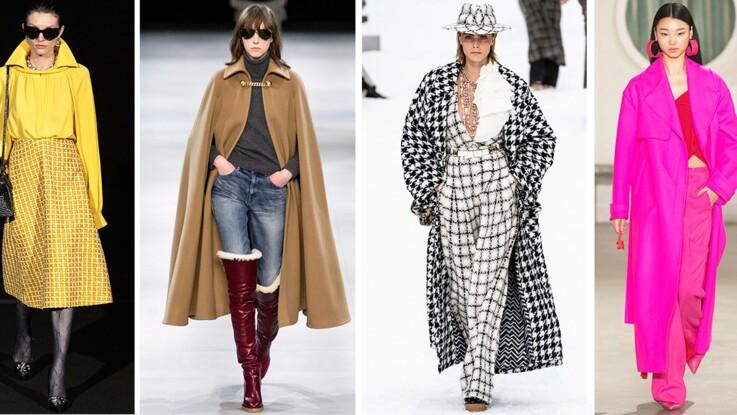 Vestes et manteaux femme collection Automne Hiver 2019