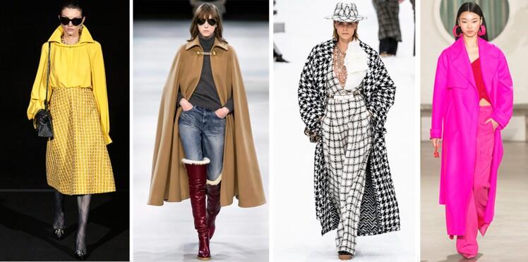 2e4f0069fcbb39 Les tendances mode automne-hiver 2019-2020 : Femme Actuelle Le MAG