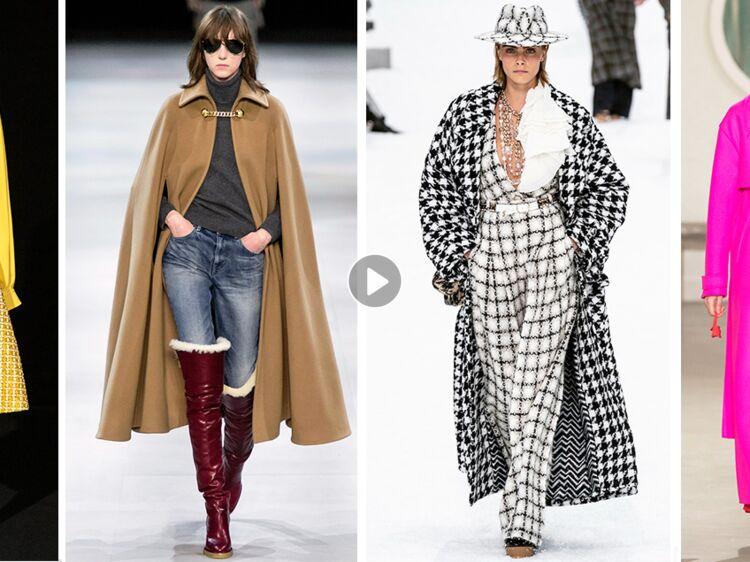 199f700b4 Les tendances mode automne-hiver 2019-2020 : Femme Actuelle Le MAG