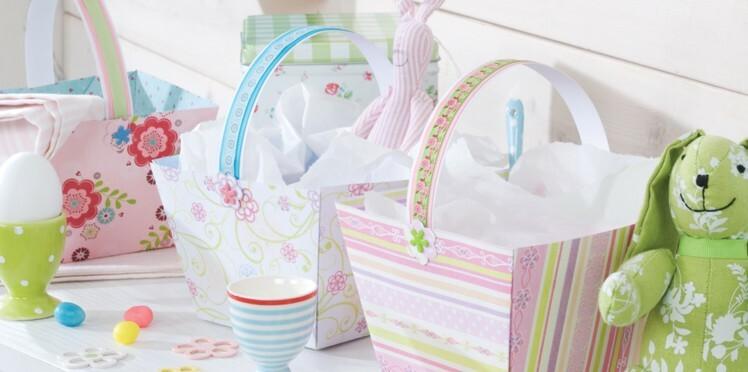 Déco De Pâques : Cartes, Boîtes Et Paniers Gratuits à Imprimer