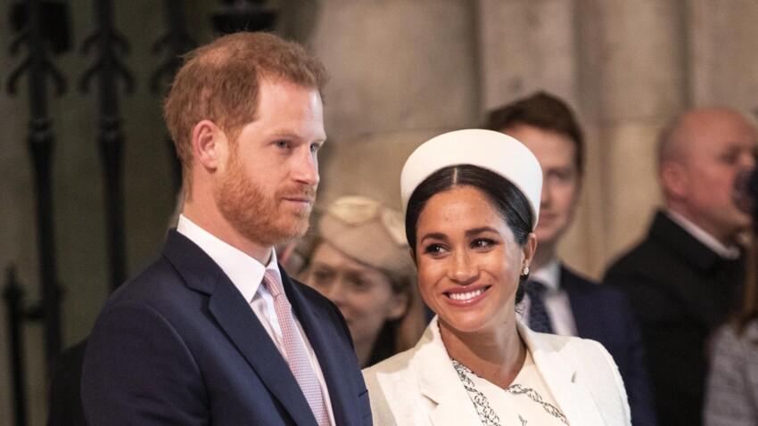Naissance du royal baby : Meghan Markle et le prince Harry remercient leurs fans