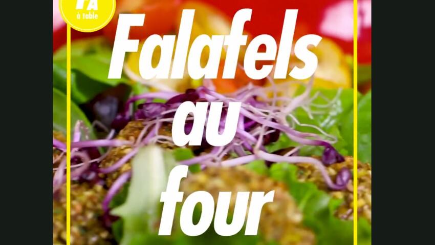Recette express : les falafels au four