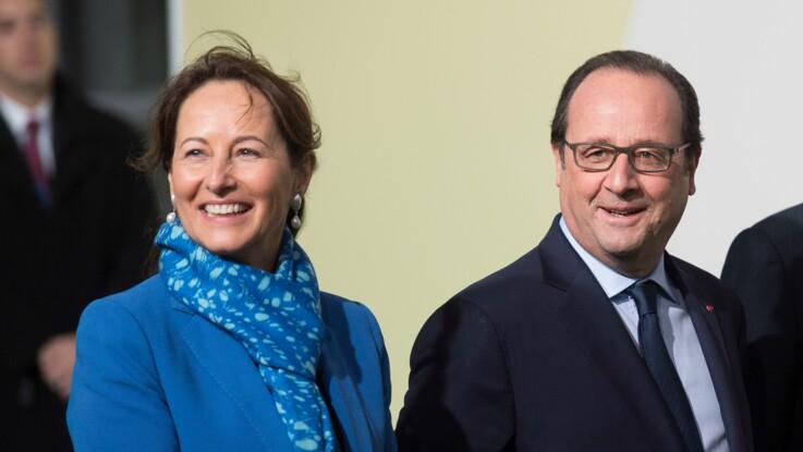 Photo - François Hollande et Ségolène Royal bientôt grands-parents pour la première fois !