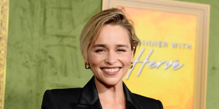 Game of Thrones : Emilia Clarke (Daenerys) ose une coiffure en hommage à son personnage dans la série