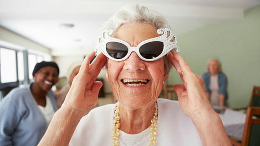 Vieillir nous rend plus sensible aux émotions positives