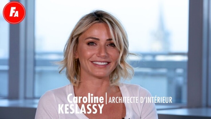 EXCLU VIDÉO - Caroline Keslassy (Cette maison est pour vous) évoque sa troublante ressemblance avec Cameron Diaz