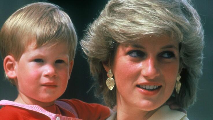 Lady Diana : cette adorable attention qu'elle avait pour le prince Harry