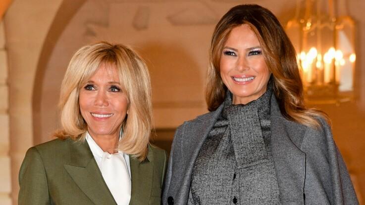 Notre-Dame de Paris : quand Melania Trump et Brigitte Macron brillaient d'élégance lors d'une visite de la cathédrale