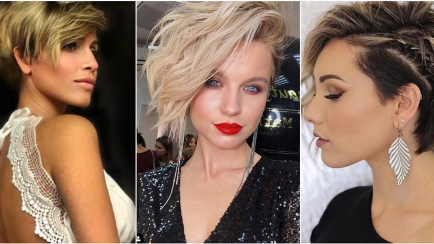 mariage 2019 : 15 idées de coiffures pour cheveux courts