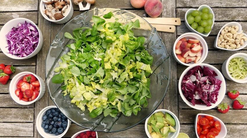 Végétarien, végétalien, vegan... Qui mange quoi ?