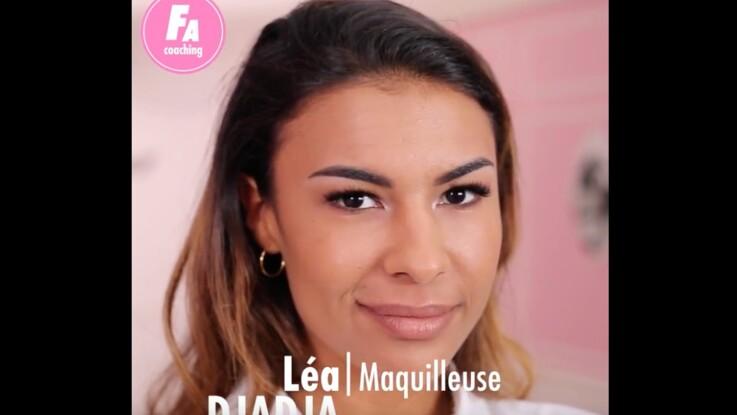Make-up : un smoky eye glamour express par Léa Djadja, maquilleuse pro et épouse de Black M