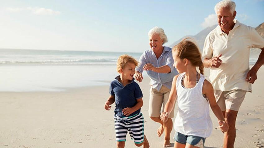 1650€: ce que les grands-parents dépensent pour leurs petits-enfants