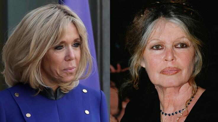 Brigitte Macron : ce cadeau très sexy offert par Brigitte Bardot