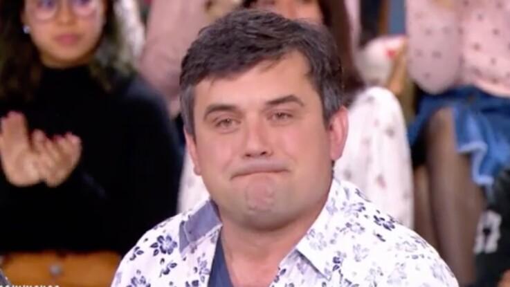 VIDÉO - Pierre et Fred (L'amour est dans le pré) : l'agriculteur ému aux larmes devant les images de son père décédé