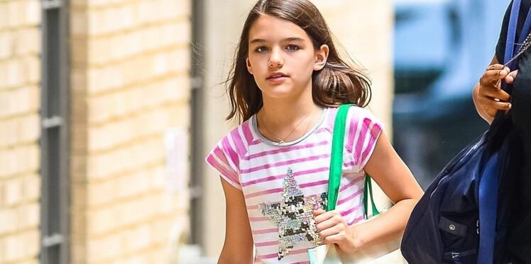Suri Cruise, la fille de Tom Cruise, fête ses 13 ans : retour sur ses looks d'enfants star !