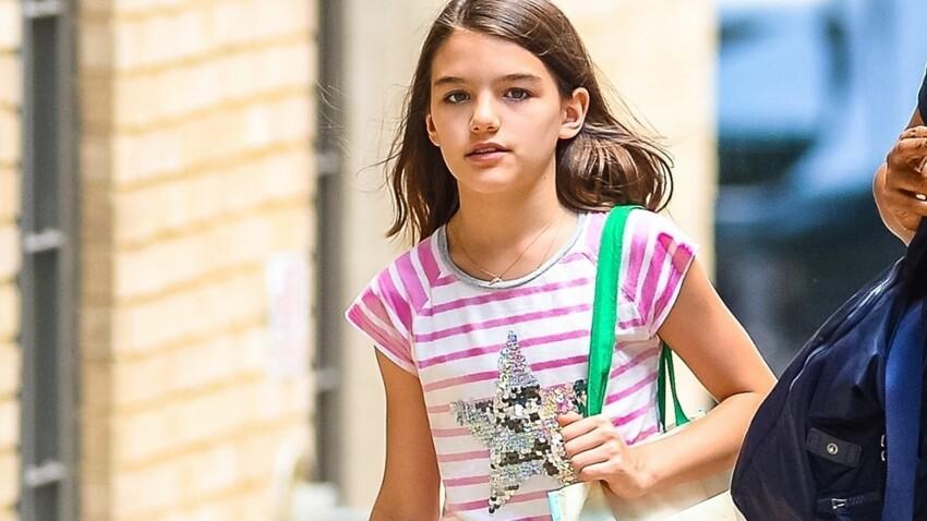 Suri Cruise, la fille de Tom Cruise, fête ses 13 ans : retour sur ses looks d'enfant star !