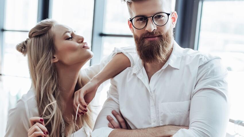 La barbe de votre mec est plus sale que les poils de votre chien !
